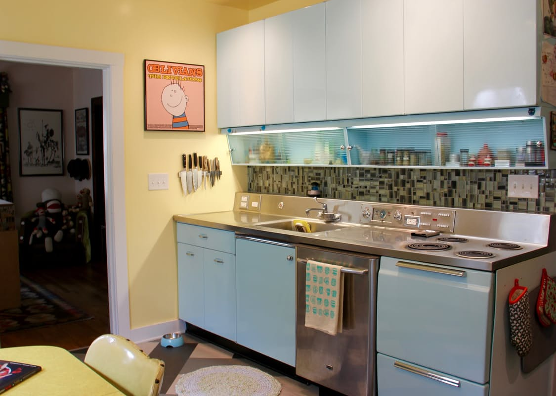 die wohngalerie fifties reloaded aber auf amerikanisch. Black Bedroom Furniture Sets. Home Design Ideas