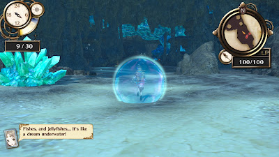 Atelier Firis: The Alchemist and the Mysterious Journey Game Screenshot 4