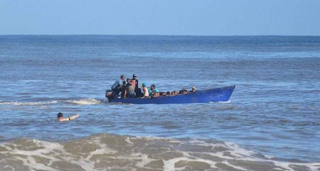 Puerto Rico detiene a 39 dominicanos intentaron entrar ilegalmente
