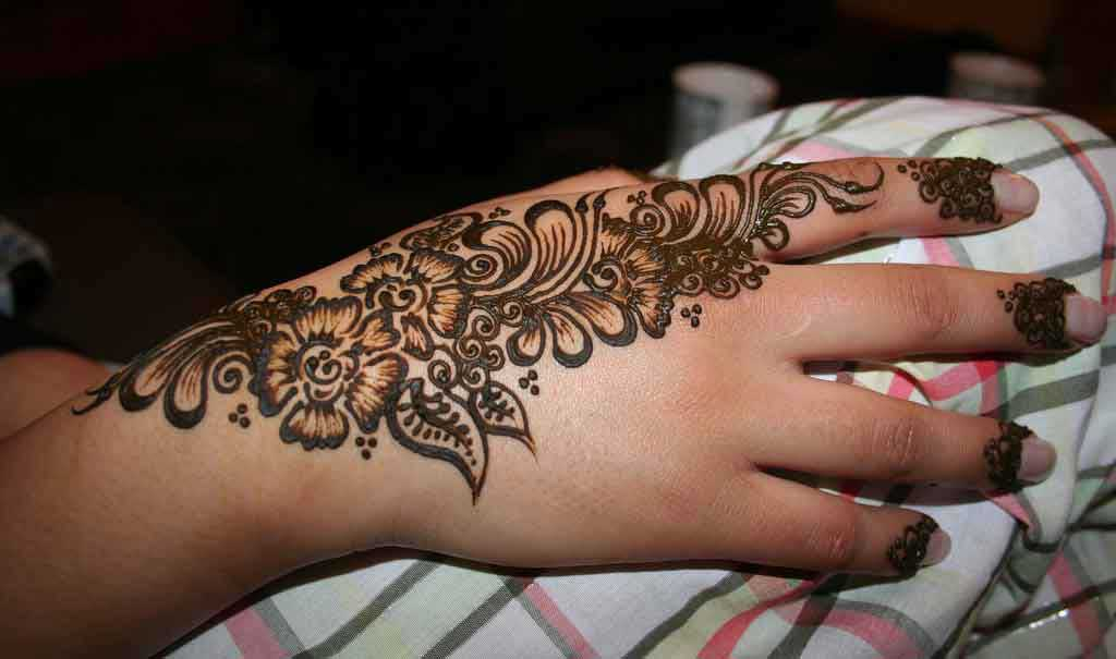 Best Henna Designs: Beautiful Eid Collection For Girls Best Mehndi Designs
