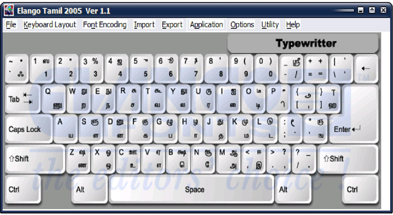 Bamini Tamil Keyboard Download
