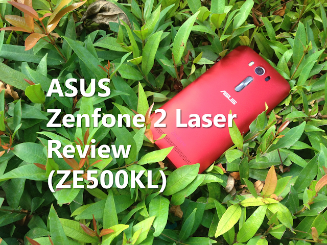 Asus Zenfone 2 Laser Review Philippines