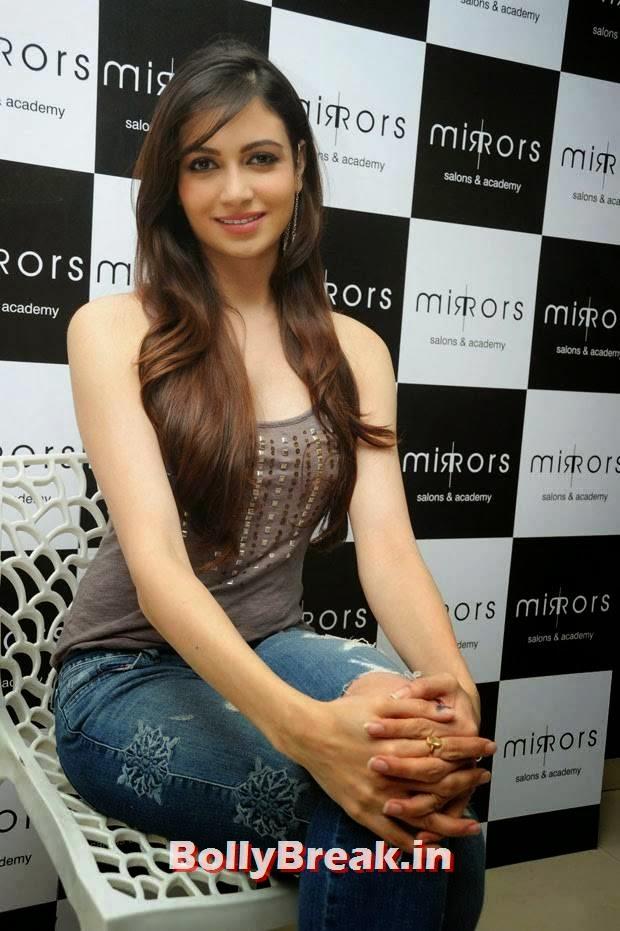 , Simran Kaur Mundi in Jeans & Top - New Images