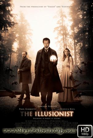 El Ilusionista [1080p] [Latino-Ingles] [MEGA]