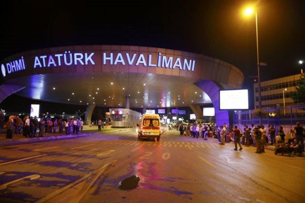 Τουρκικό καψόνι σε γερμανούς διπλωμάτες στο αεροδρόμιο