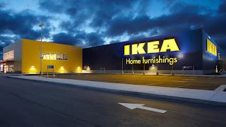 Магазины мебели Икеа