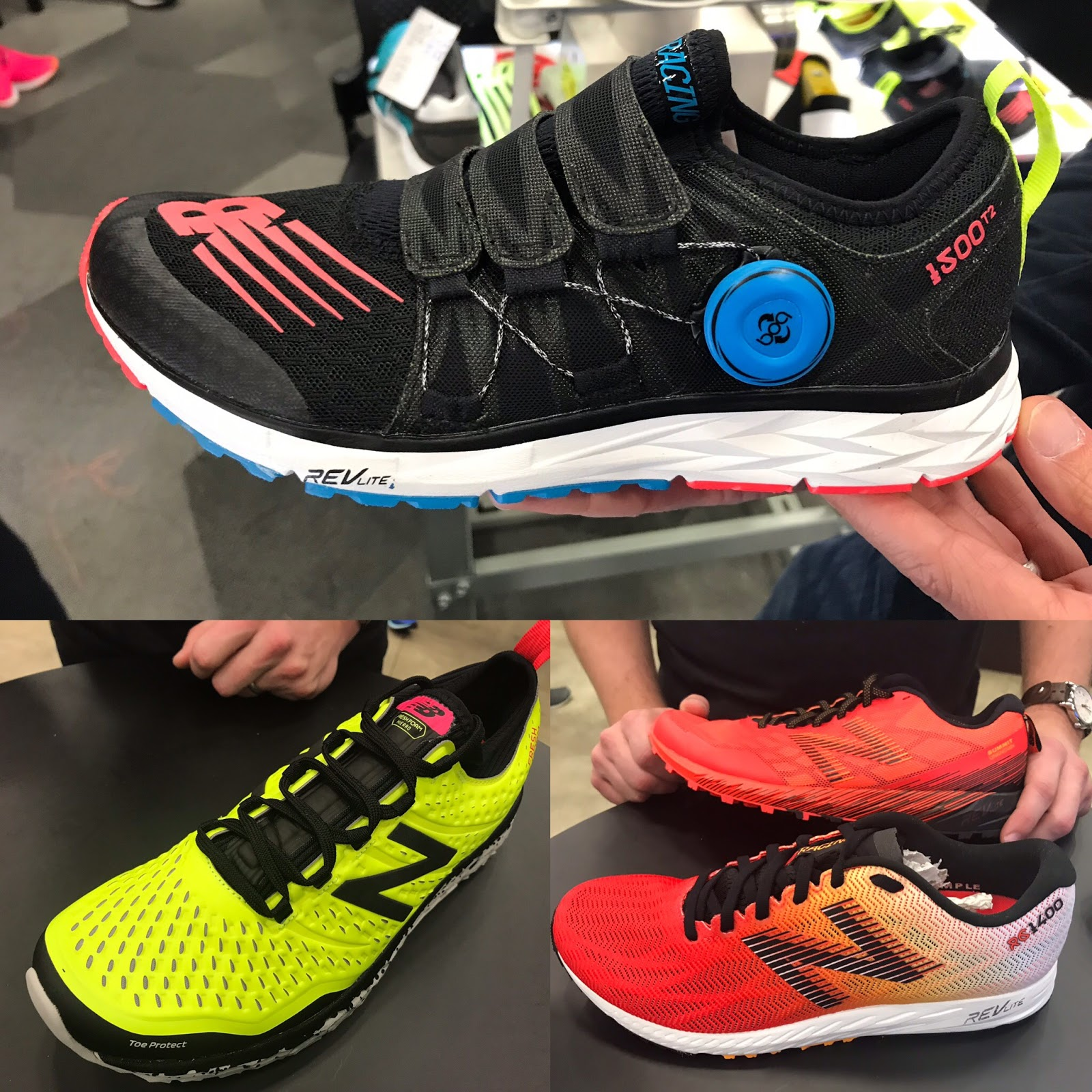 new balance 2018 running shoes