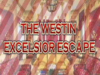 Juego The Westin Excelsior Escape Solución