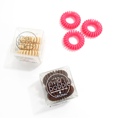 invisibobble - the beauty puff