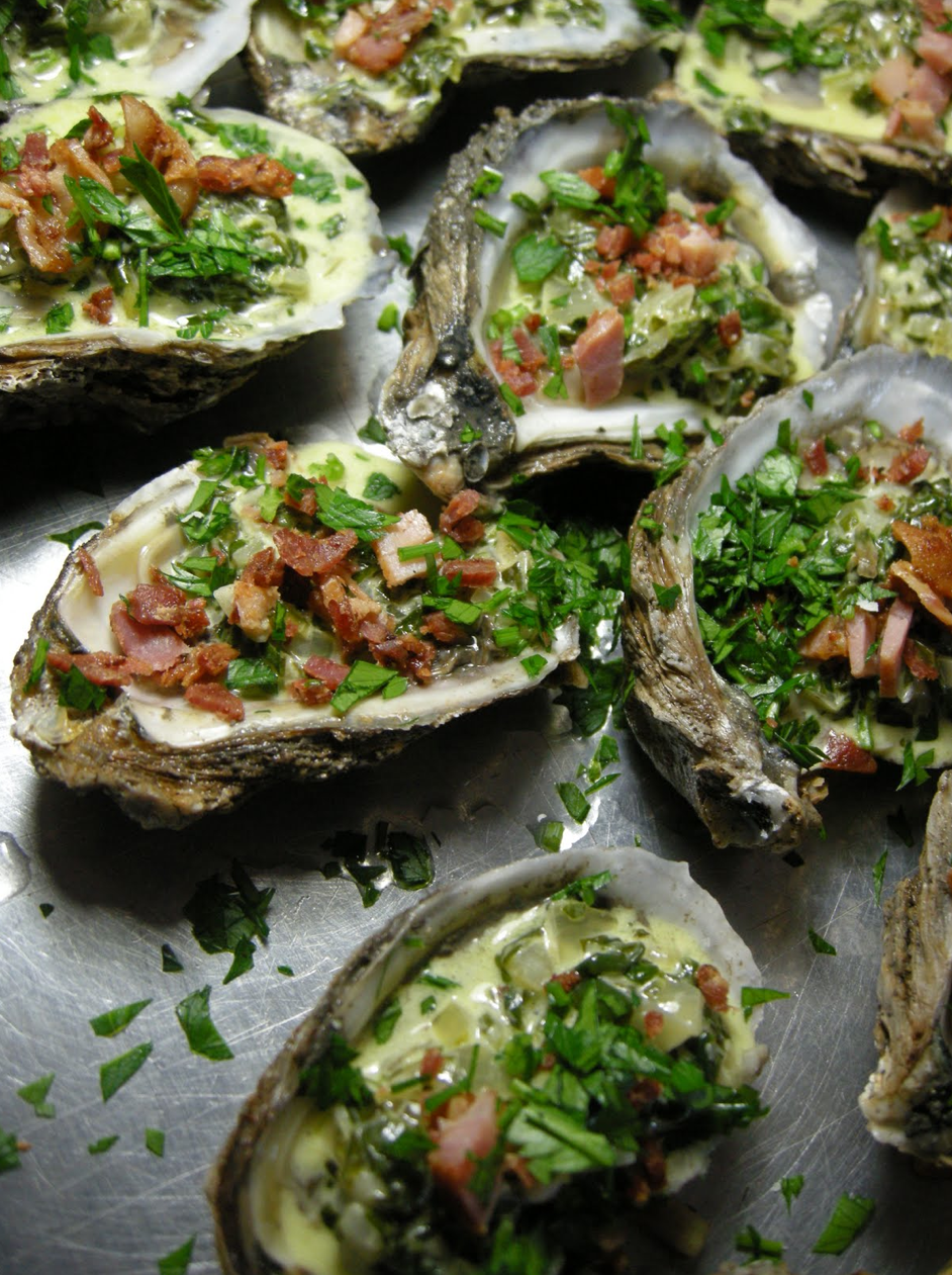 Scrumpdillyicious: Oysters Rockefeller: A Lifelong Love Affair