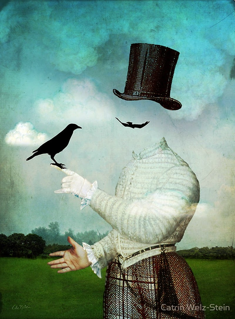 13-The-Magician-Catrin-Weiz-Stein-Digital-Surreal-Photography-www-designstack-co