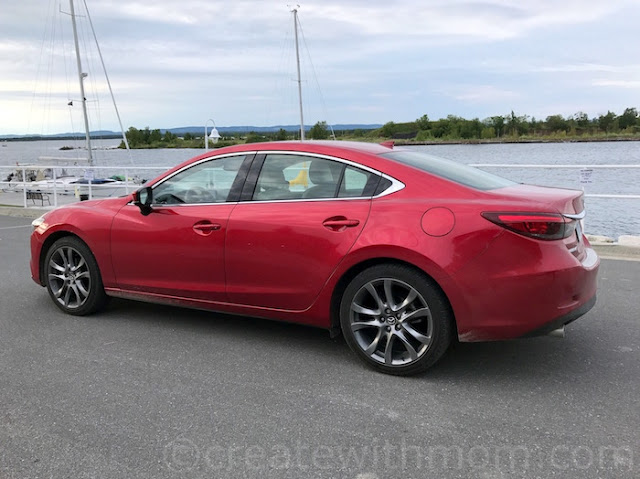 mazda6 vehicle 2017