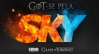 Promoção Got-se pela SKY e HBO 'Você em Westeros' gotsepelasky.com.br
