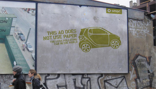 Smart Graffiti