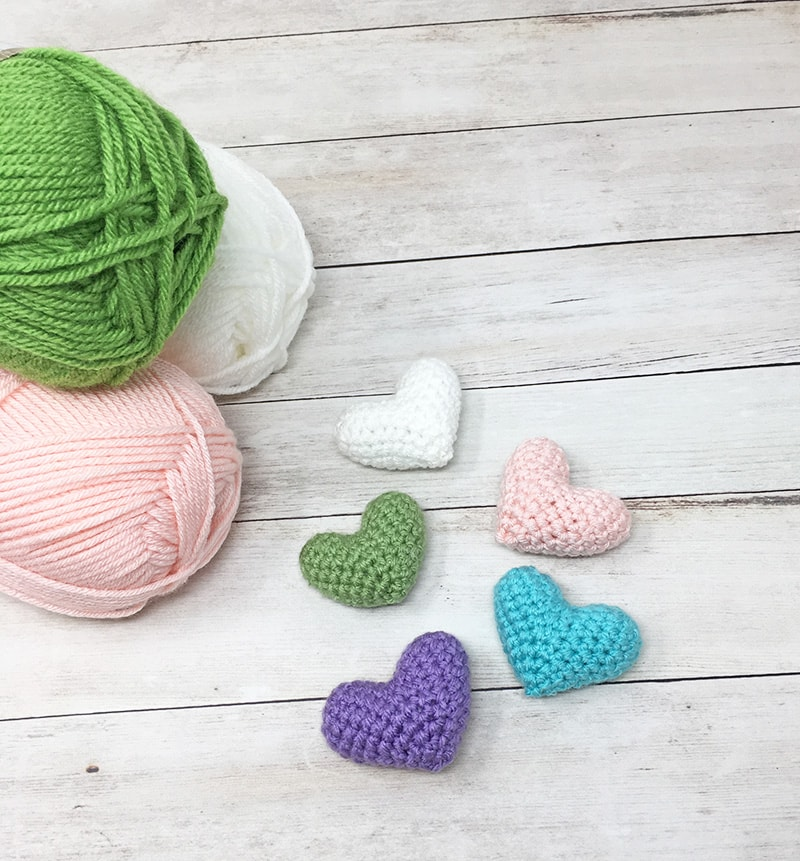 82 Best Crochet Heart Pattern - Top Tutorials (With images ... | 861x800