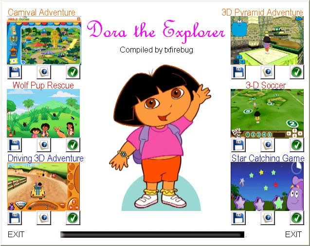 Information Everything: Finding Free Online Kids Games