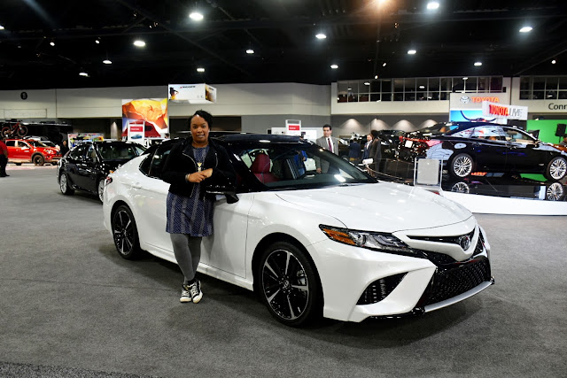 2018 Atlanta Auto Show Recap with Video  via  www.productreviewmom.com