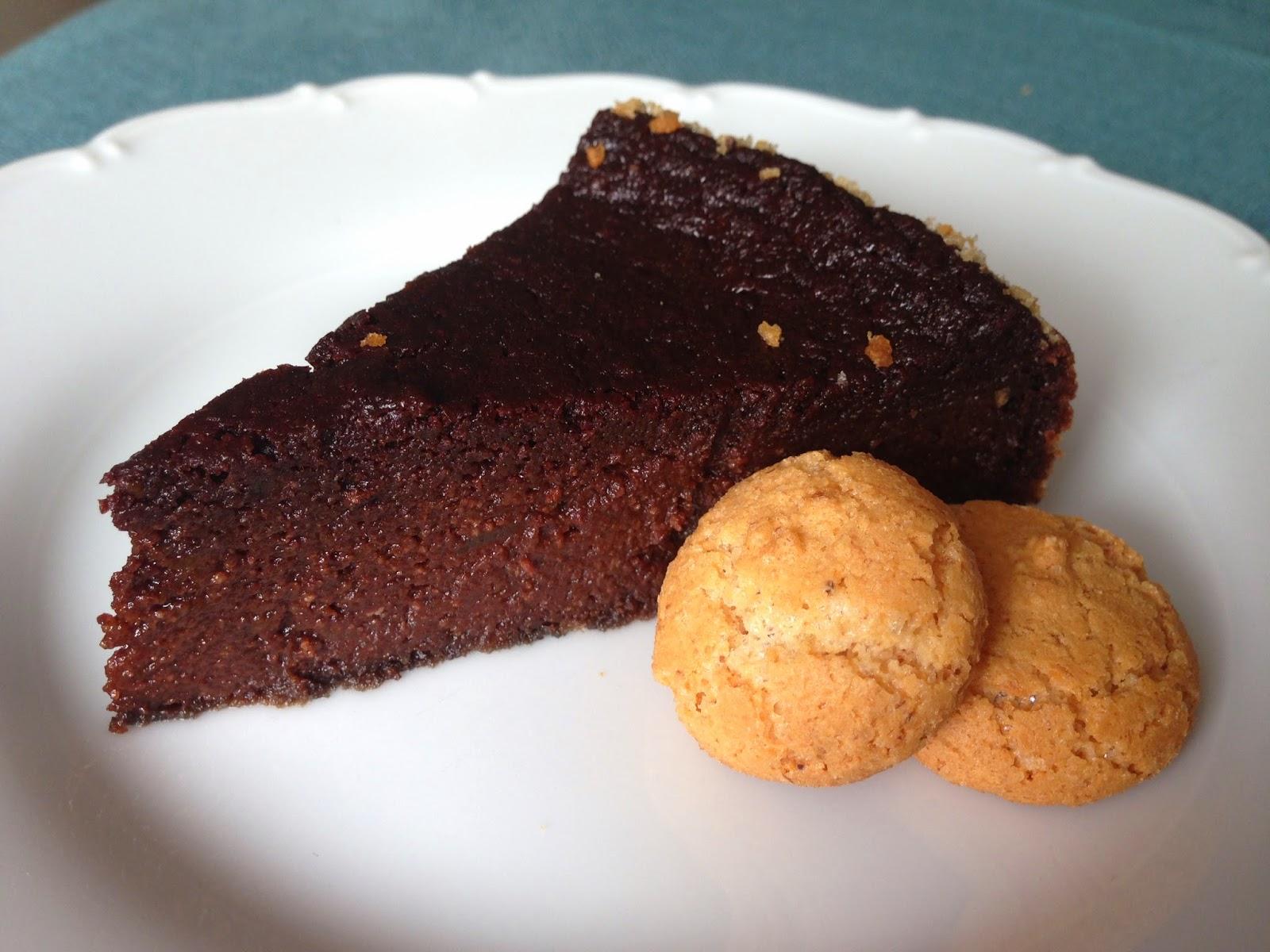 Ricetta Zucca Amaretti E Cioccolato.La Cucina Di Nuccia Torta Di Zucca Amaretti E Cacao O Torta Monferrina Di Pietro Genny
