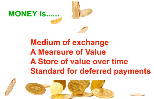 money a medium of exchange An astute commentator in the uk, dominic frisby, presents a wonderful analysis of why the gold standard works so well paper money is an excellent medium of exchange but a rotten store of wealth.