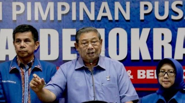 SBY Terlibat Kasus e-KTP,Demokrat Tantang Kubu Novanto Tunjukan Bukti