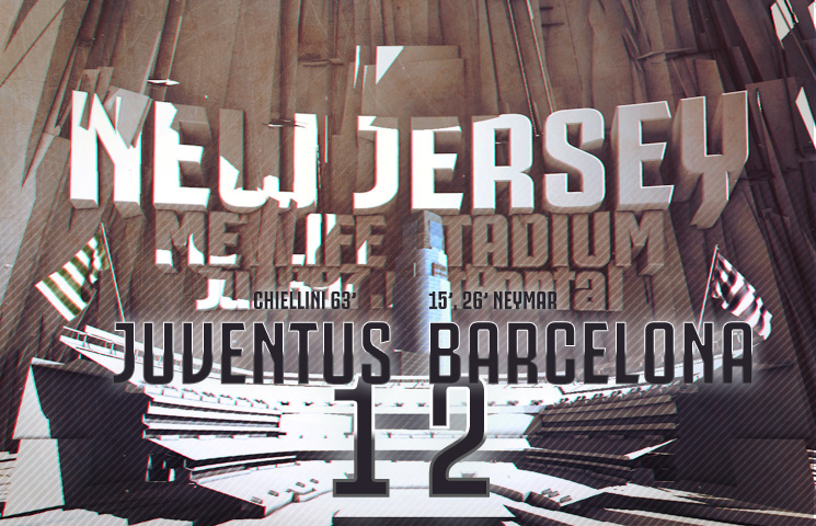 Prijateljska utakmica / Juventus - Barcelona 1:2 (0:2)