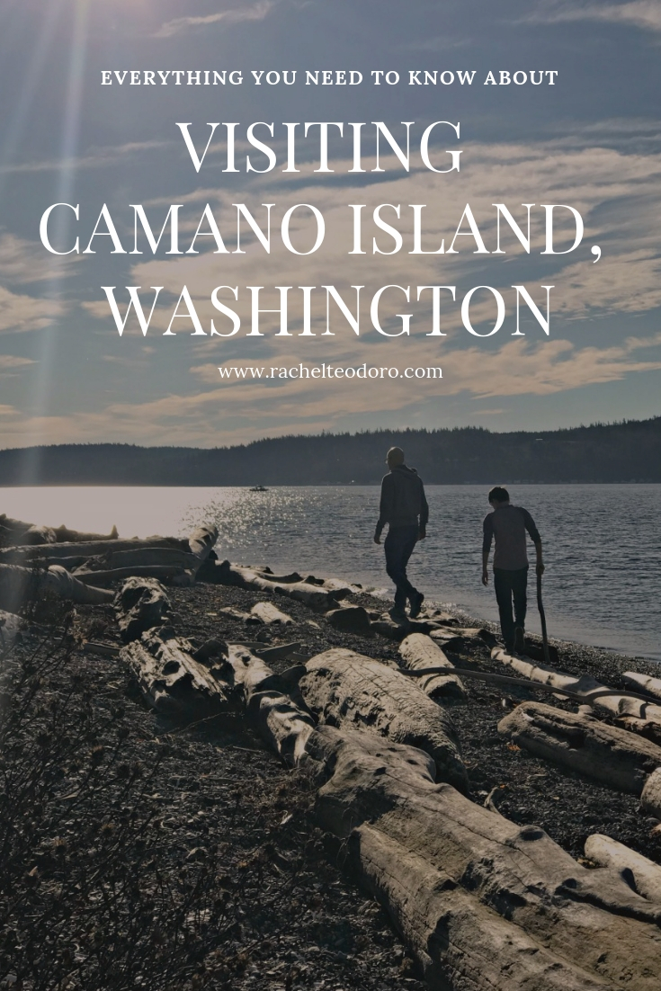 PNW beach island visitors guide