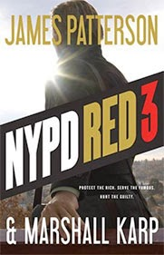 Review - NYPD Red 3 by James Patterson & Marshall Karp
