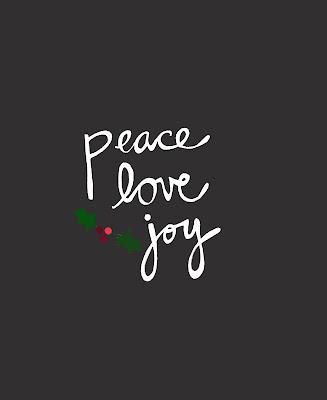 Peace Love Joy / Positive Quotes Monday // Powerful Positivity