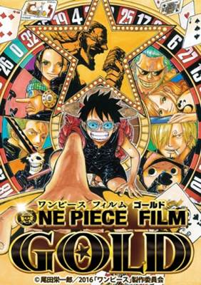 Nonton One Piece Film: Gold