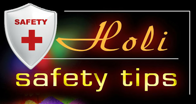 Top 10 Holi safety Useful tips for Children