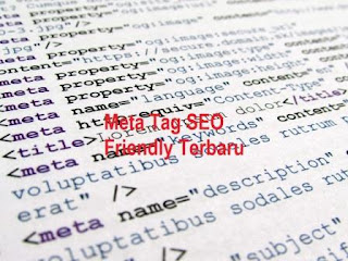 Cara Memasang Meta Description, Title Tag Blogger SEO Friendly Terbaru