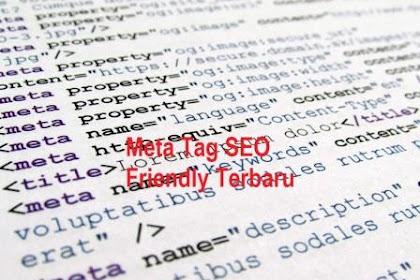 Cara Memasang Meta Description, Title Tag Blogger SEO Friendly Terbaru