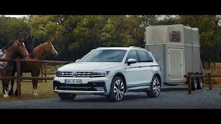Volkswagen Tiguan reklamı