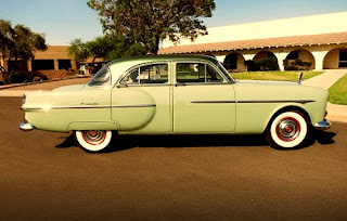 1951 Packard 300 Classic Sedan Side Right