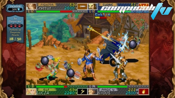 Dungeons & Dragons Chronicles of Mystara PC Full Español