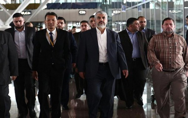 Delegasi Hamas Kembali ke Gaza Setelah Menyelesaikan Kunjungan Luar Negeri