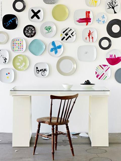 Ikea Platos De Plastico Para Decorar Comuniones R