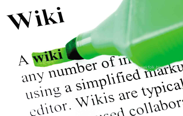 Wiki Links: How To Create Your Own Wiki