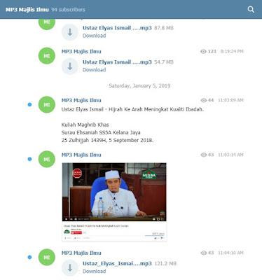 Majlis Ilmu Online