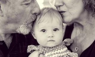 Γιαγιά και παππούς, η μεγαλύτερη ευλογία της ζωής μας