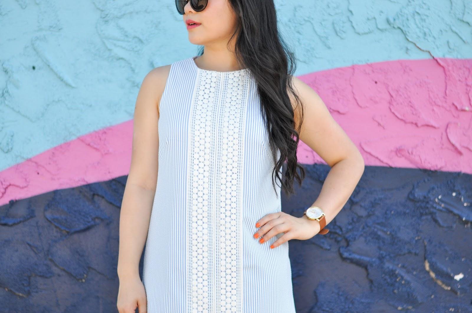 Summer Shift Dresses | www.thebellainsider.com