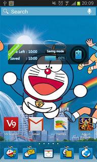 Doraemon Theme GT Launcher