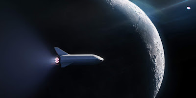 Ο Έλον Μασκ βρήκε τον πρώτο εθελοντή που θα ταξιδέψει στη Σελήνη με τον πύραυλο της Space X