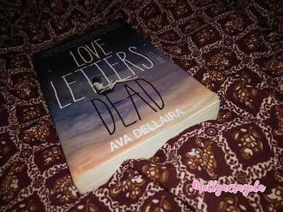 Book of the Month : Love Letters to the Dead by Ava Dellaira