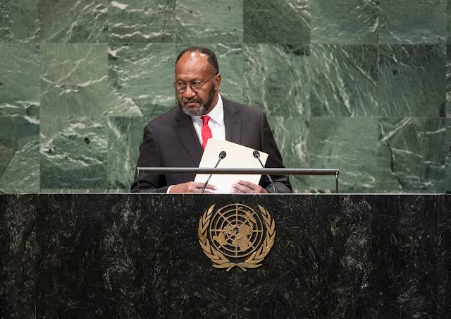 Vanuatu Memperjuangkan Penentuan Nasib Sendiri untuk New Caledonia dan West Papua