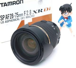 Lensa Tamron 28-75 f2.8 for Canon Bekas