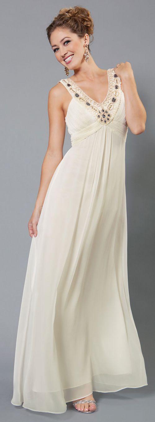 58ba1869dc53 Grekiskt inpirerad brudklänning, strandbröllop? - BalochFest.se