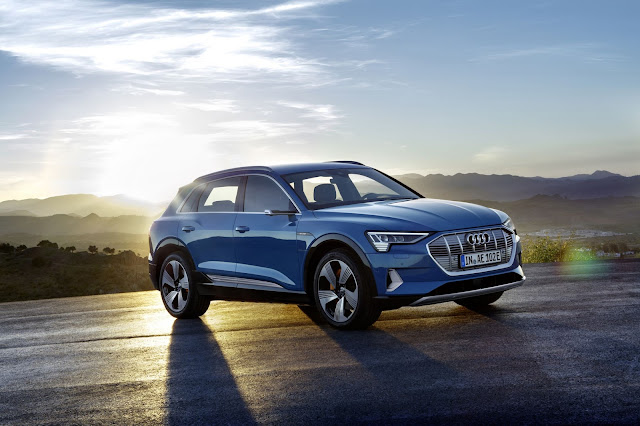 Audi, Audi E-Tron, Electric Vehicles, Reports, SUV