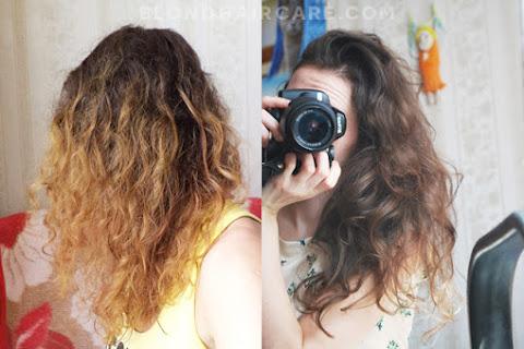 Powrót do naturalnego koloru włosów – Just. - czytaj dalej »