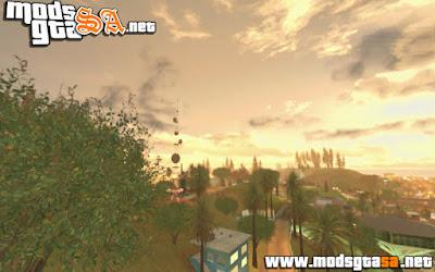 Mod SkyDome Dynamic (Ceú Ultra Realista)